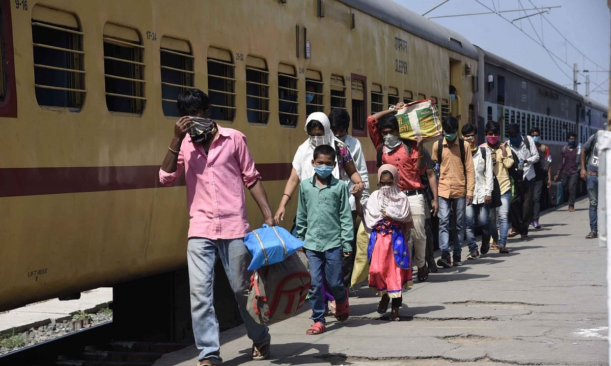 Railways appeal to people with pre-existing medical conditions to avoid train journeys