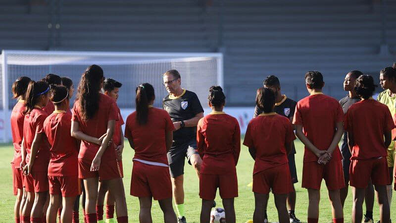Football: U-17 girls keen to get back to the pitch, says coach Thomas Dennerby