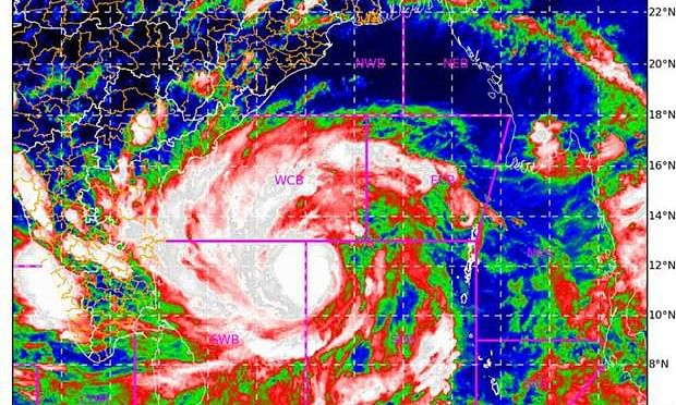 IMD says cyclone Amphan likely to intensify, cross West Bengal-Bangladesh coasts on Wednesday
