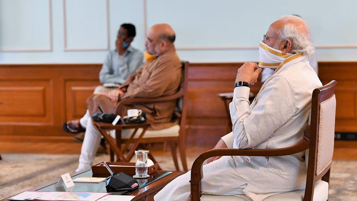 Modi reviews preparations against Cyclone 'Amphan'