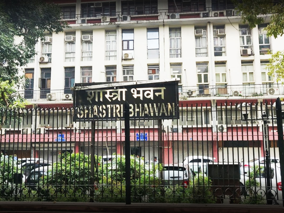 Delhi: Law Ministry officer tests positive for COVID-19, part of Shastri Bhavan sealed