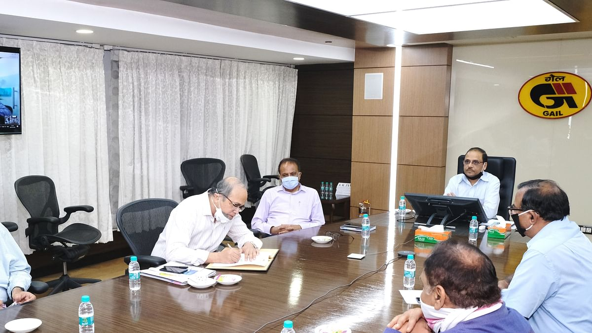 EESL and GAIL sign MoU for trigeneration projects