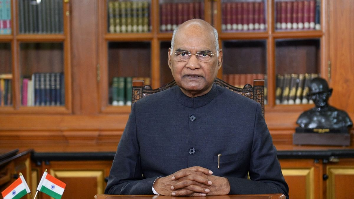 President Ram Nath Kovind in hospital after chest discomfort