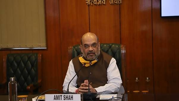 Amit Shah tests negative for COVID-19, to remain in home isolation