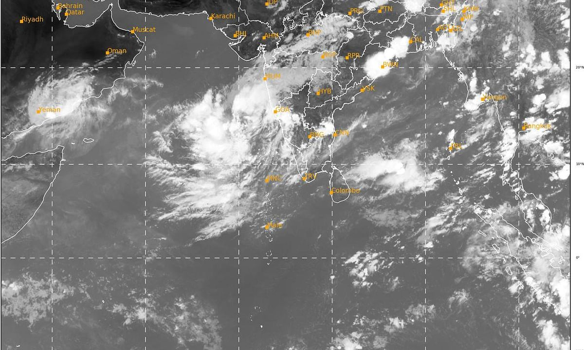 Southwest monsoon sets in over Kerala