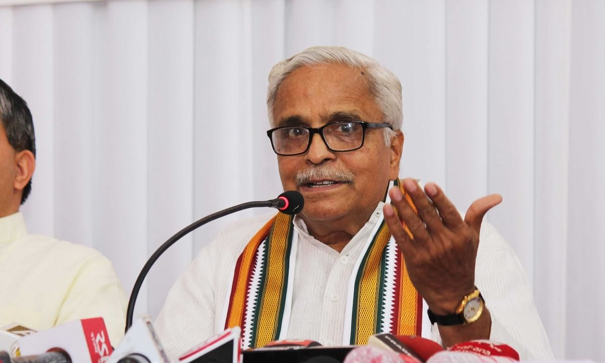 RSS leader Suresh Bhaiyyaji Joshi