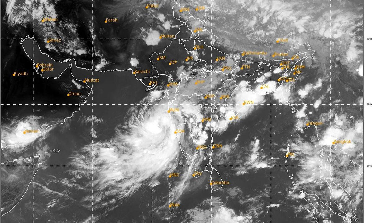 Cyclone Nisarga to intensify, cross north Maharashtra, south Gujarat coasts on Wednesday afternoon