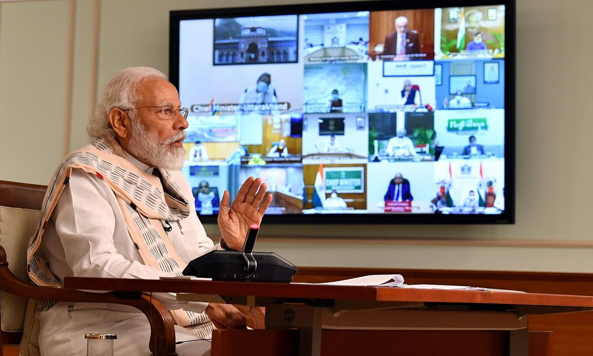 Modi says green shoots have started appearing in economy