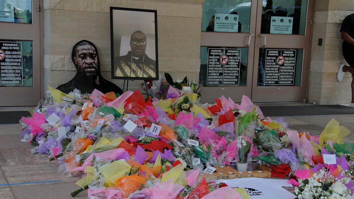 Funeral held in Houston to bid farewell to George Floyd