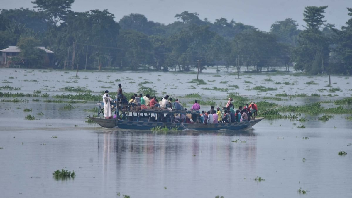 Assam floods death toll rises to 33, 15L affected