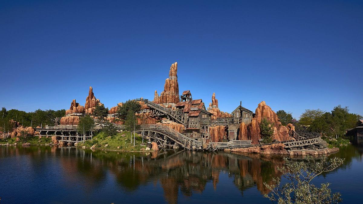 Big Thunder Mountain - Disneyland Paris