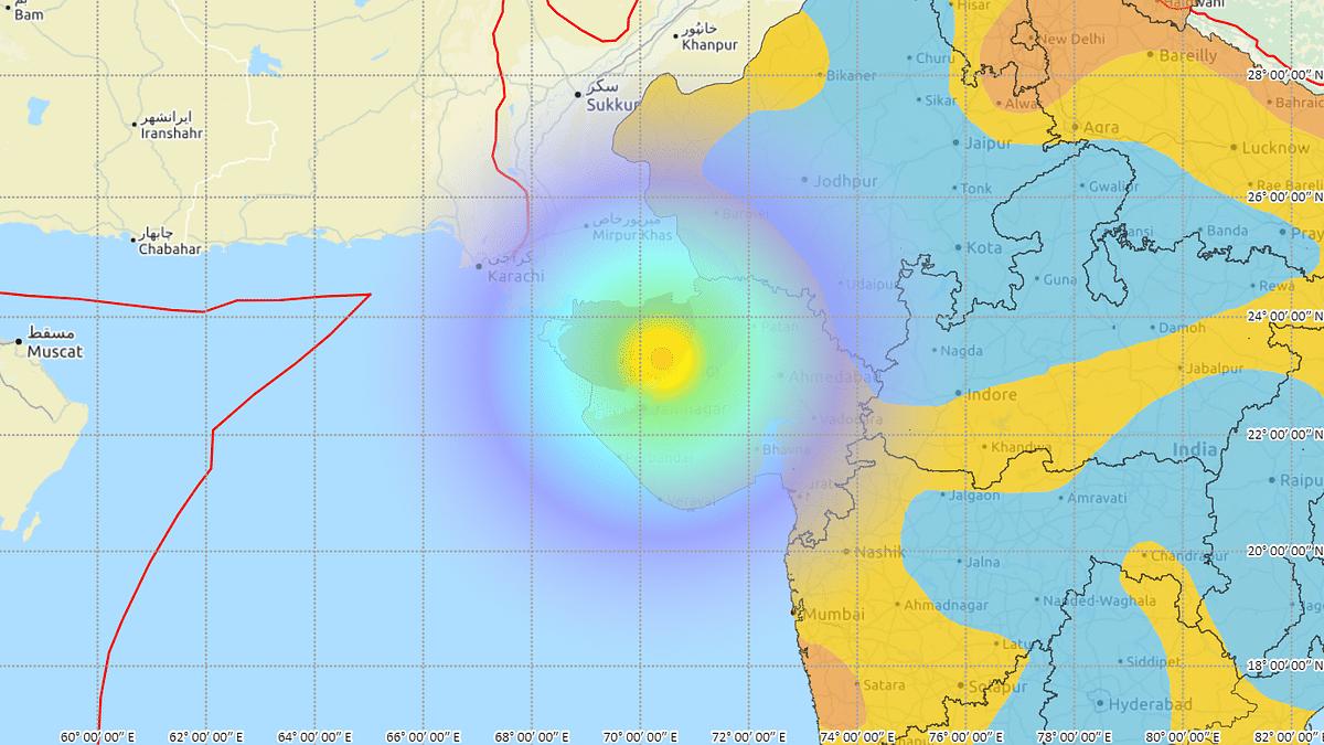 Magnitude 5.5 earthquake jolts Saurashtra, Kutch regions of Gujarat