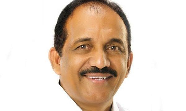 Kerala's United Democratic Front convener Benny Behanan