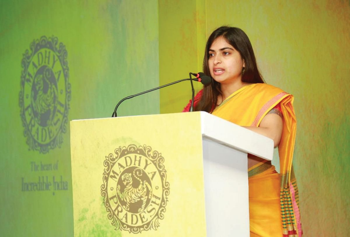 Sonia Meena, Additional Managing Director, Madhya Pradesh Tourism Board