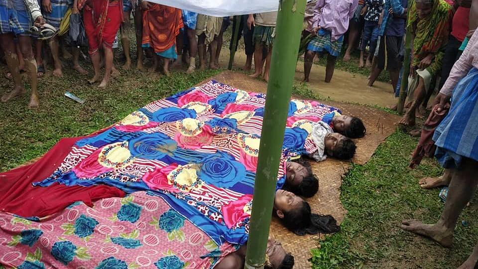 21 killed, seven injured in three Assam landslides