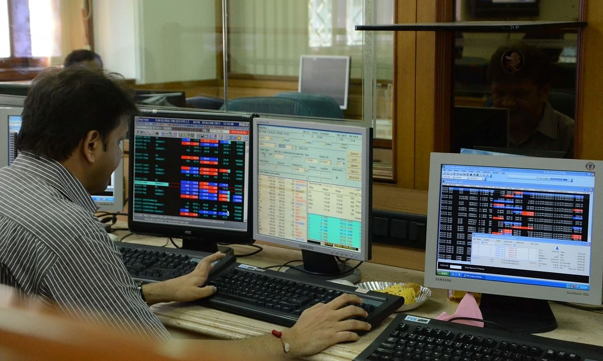 Sensex tanks 1,700 points; banking, finance stocks slump