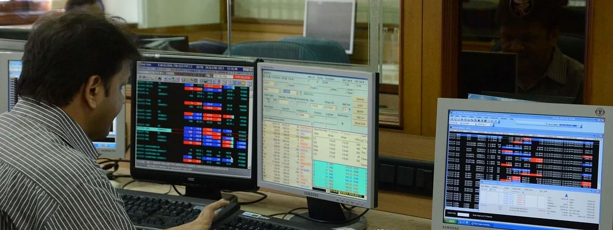 Nifty trades above 11,000; banking, finance stocks surge