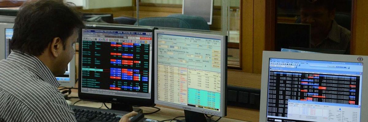 Amid volatility, Sensex trims major gains, RIL at new high