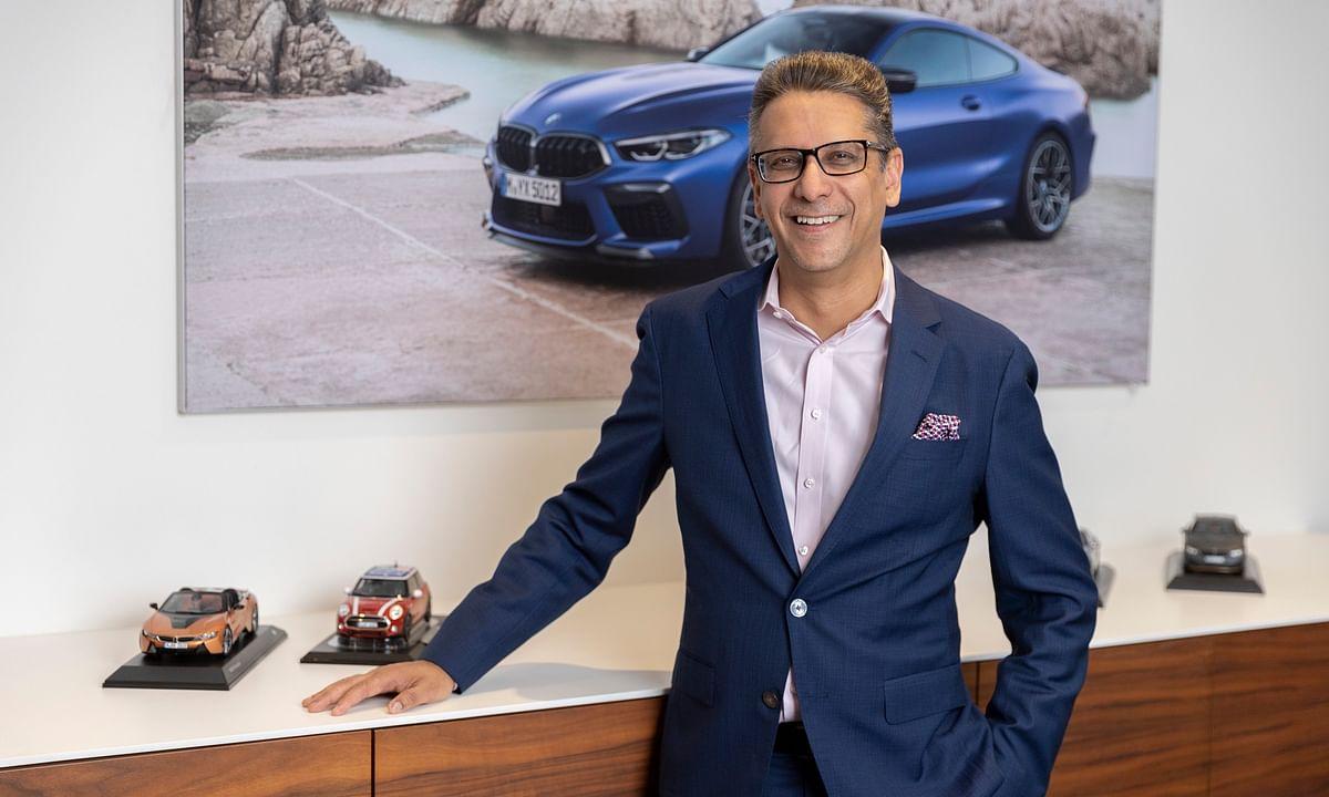 Vikram Pawah to head BMW Group India along with BMW Group Australia
