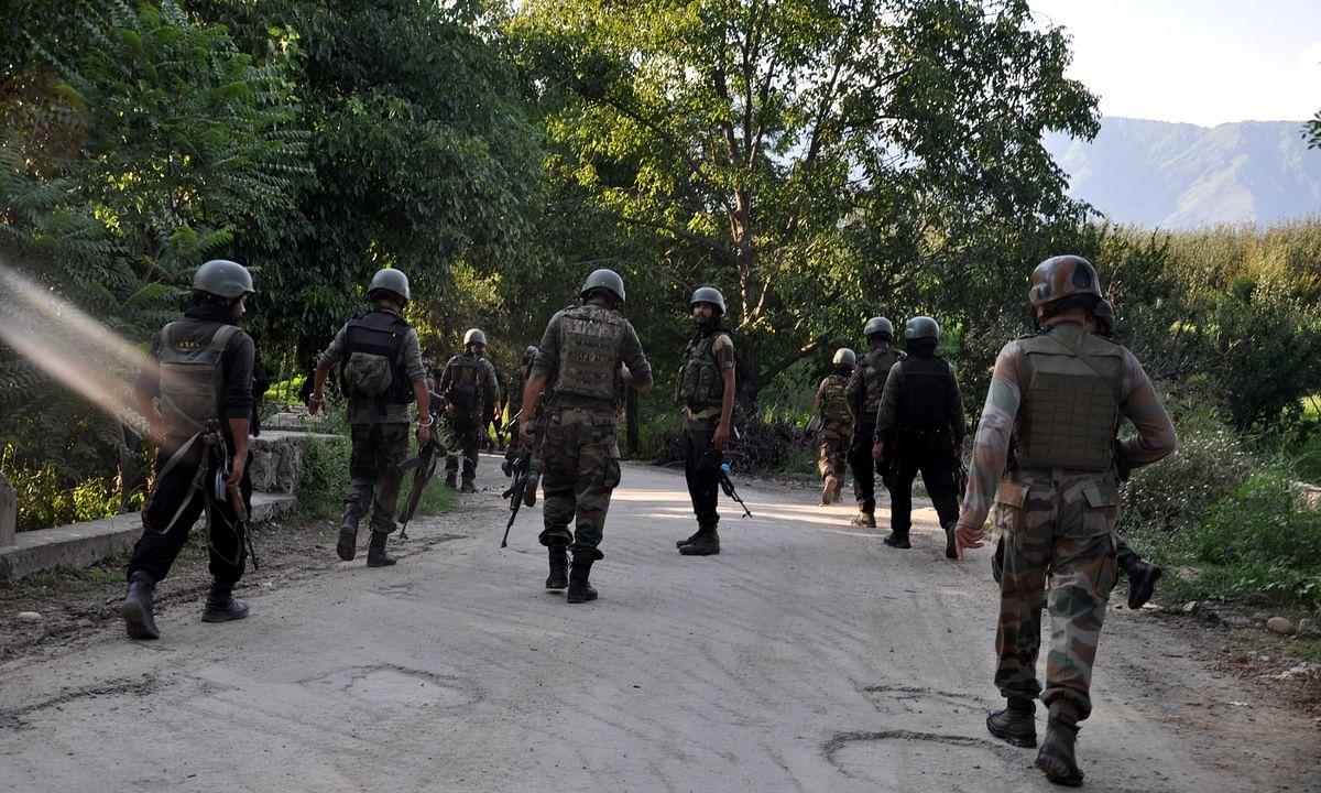 Three terrorists killed in Kashmir encounter