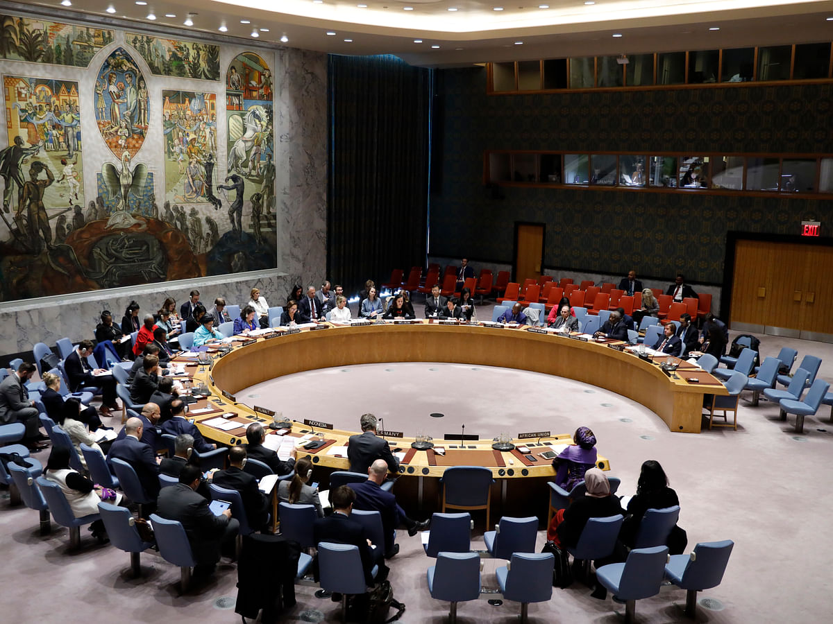 UN begins voting for five non-permanent Security Council seats, one assured for India