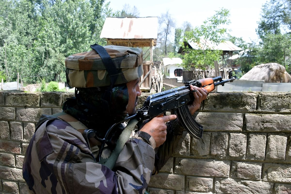 Two Jaish militants killed in Kashmir encounter
