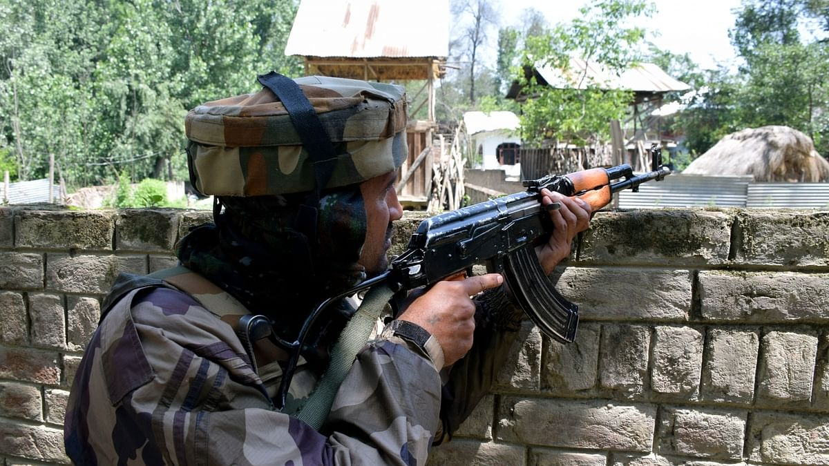 Policeman, three militants killed in Kashmir gunfights
