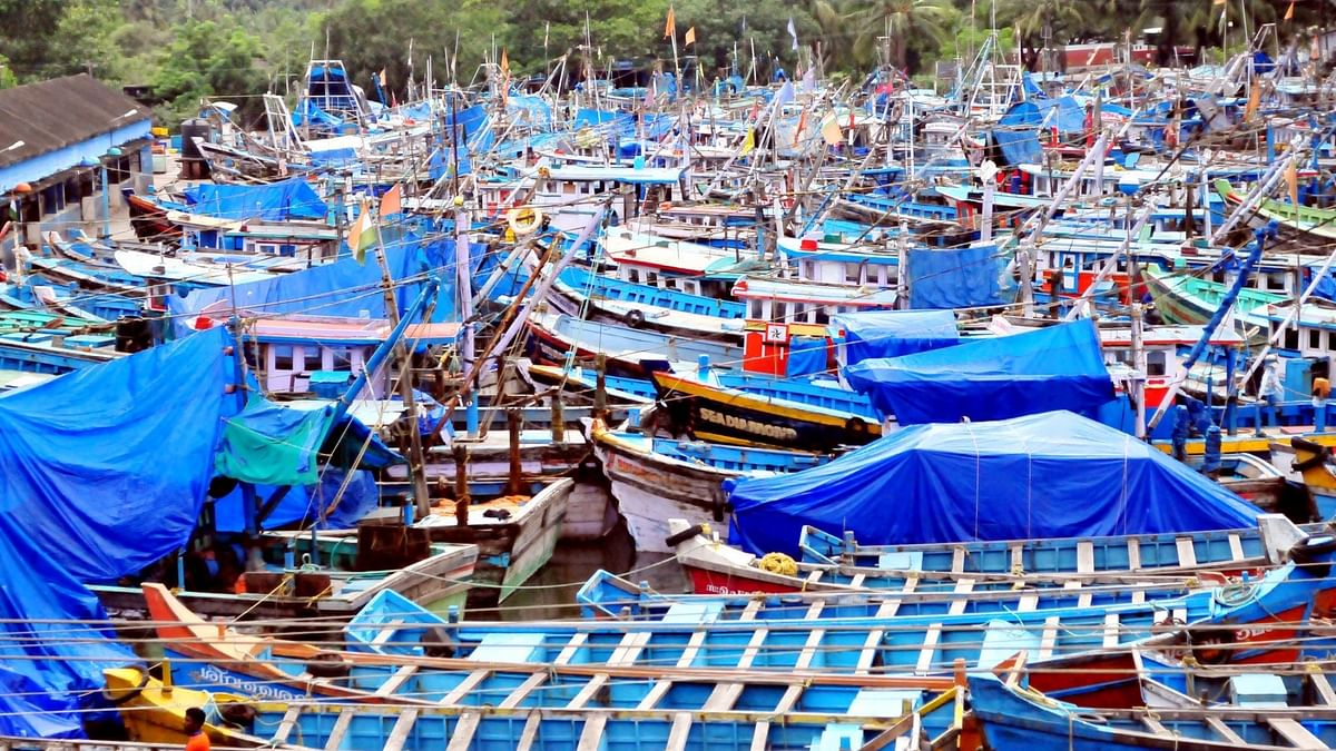 Trawlers to keep off Kerala coast as 52-day ban begins June 9