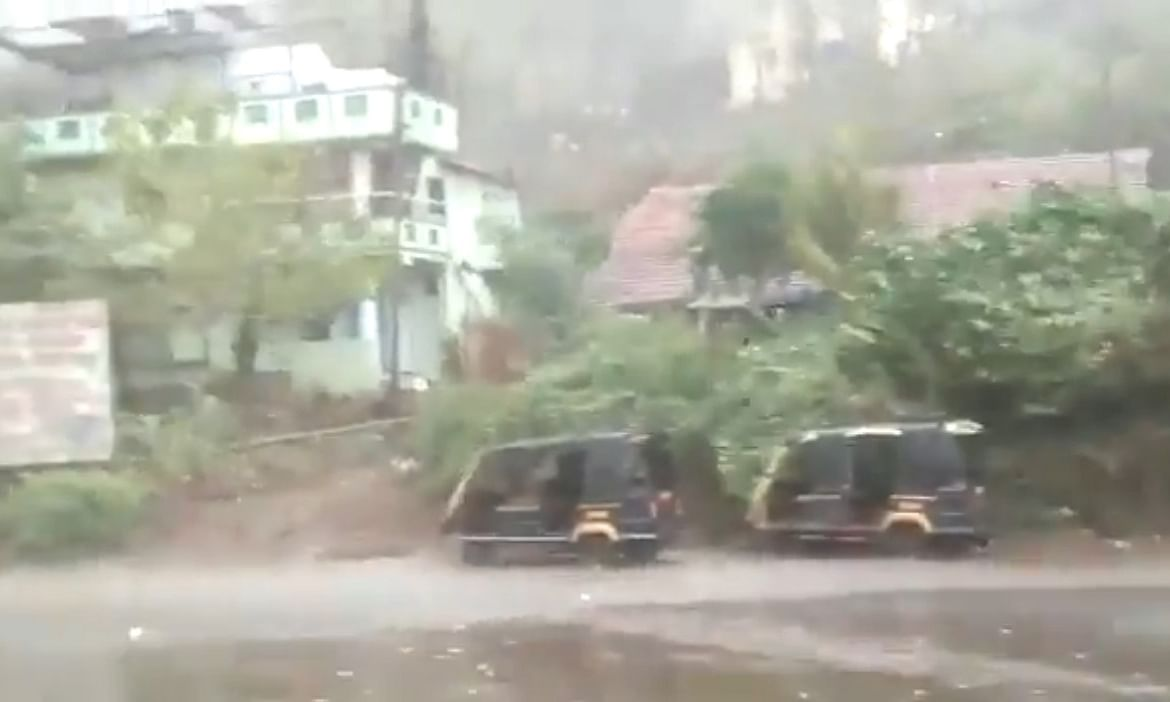 Mumbai escapes Cyclone Nisarga's fury by a whisker