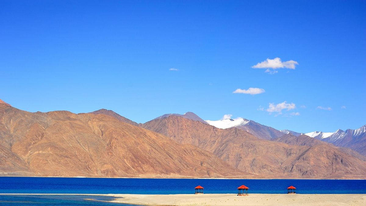 India asks China to remove its troops, structures from Pangong Lake