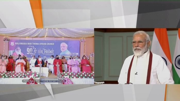 Modi says India must continue fight against COVID but also focus on economic growth