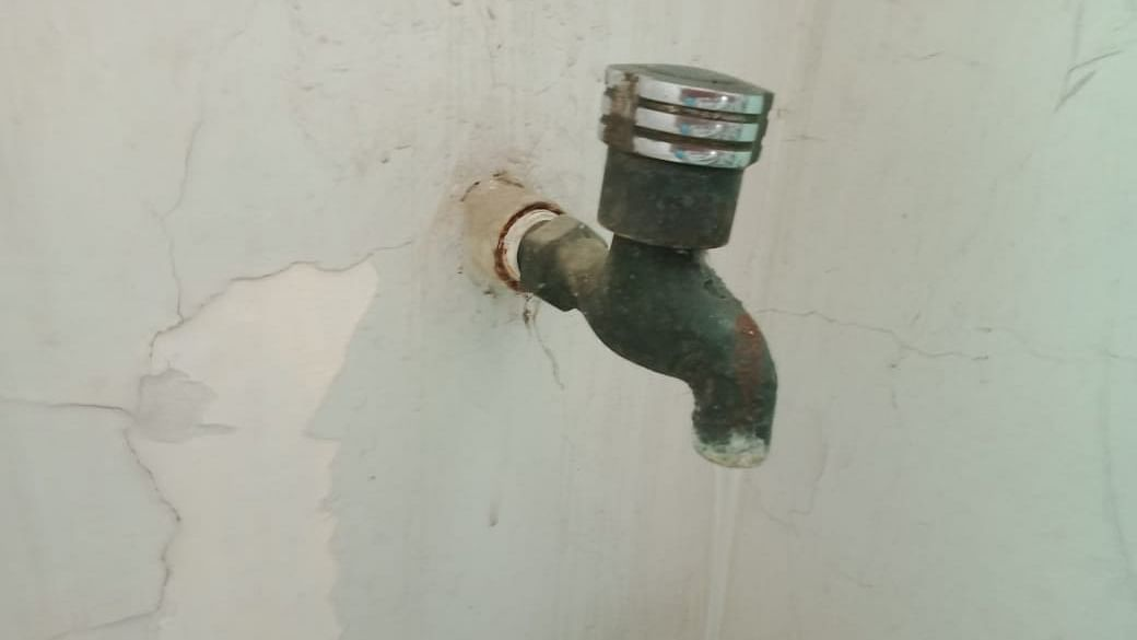 Household water tap connection drive to provide livelihood to migrant workers