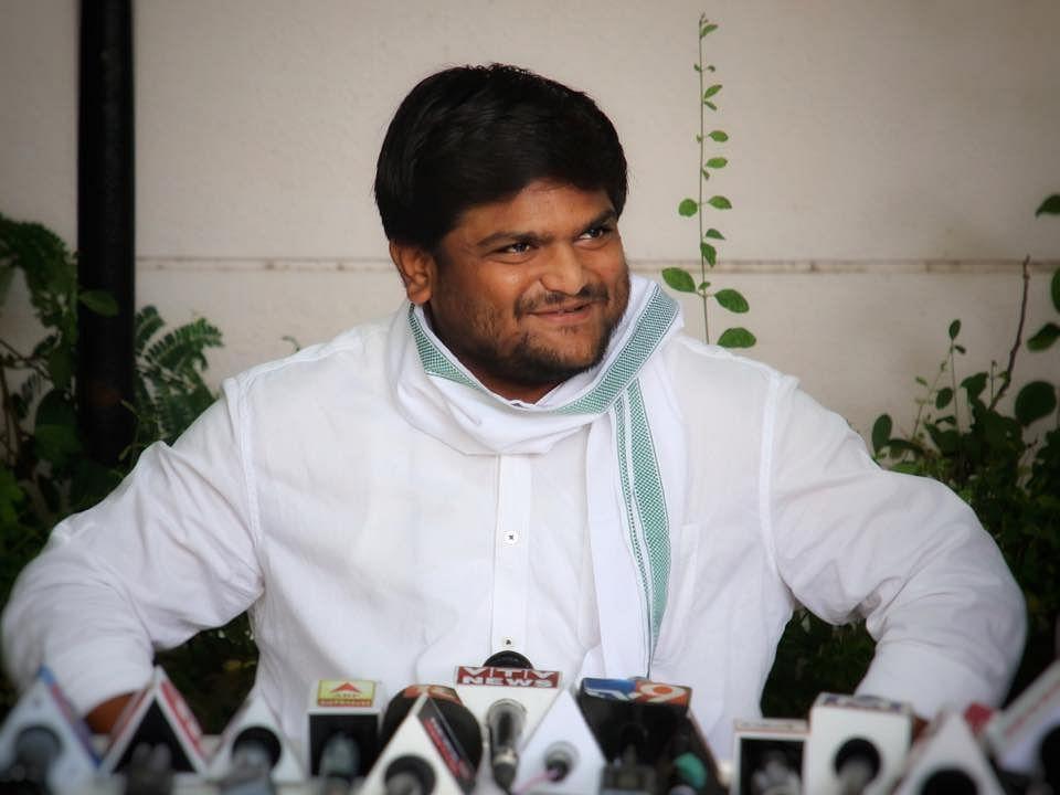 Hardik Patel appointed as Working President of Gujarat Pradesh Congress Committee