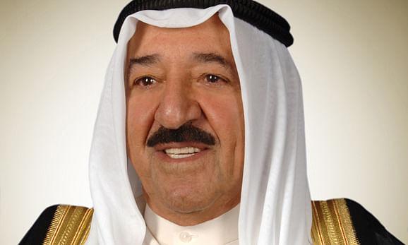 Kuwait Amir Sheikh Sabah Al-Ahmad Al-Jaber Al-Sabah,