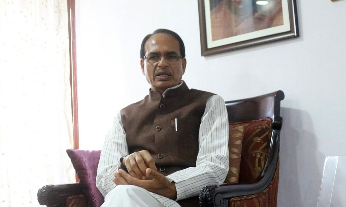 MP CM Shivraj Singh Chouhan tests positive for COVID-19