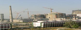 A view of Kakarapar Atomic Power Project in Gujarat