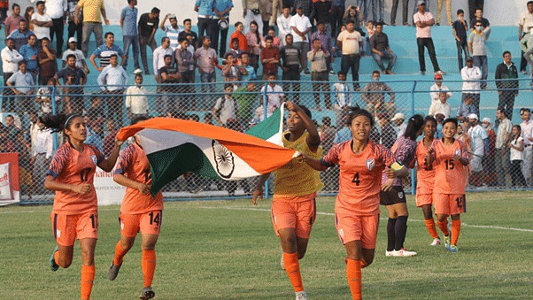 Football: Chhetri urges Indian Women's Team to start preparing for AFC  Asian Cup