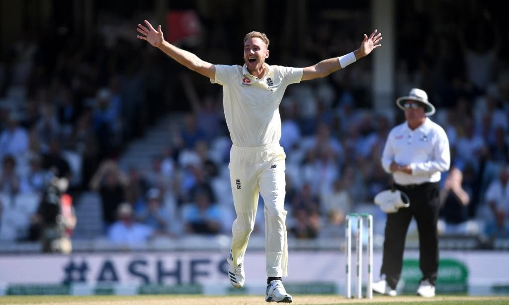 Eng v WI 3rd Test: Broad enters Club 500 as hosts win series in style
