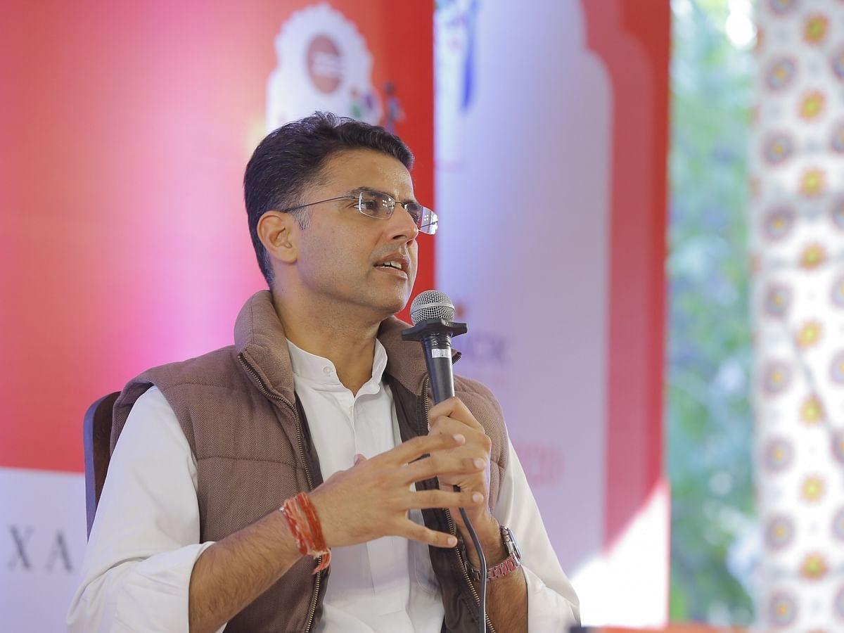 Ashok Gehlot govt in minority, says Sachin Pilot