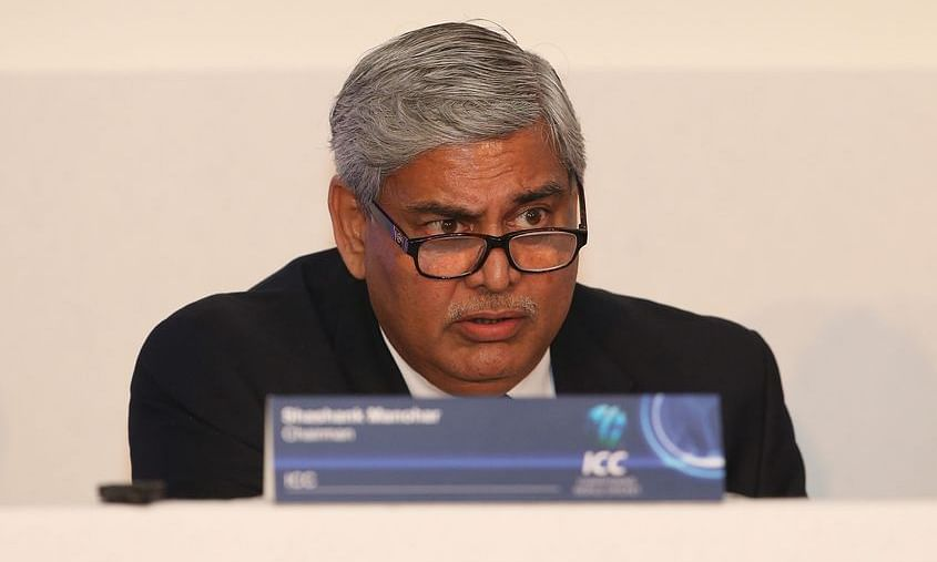 Shashank Manohar quits as ICC Chairman