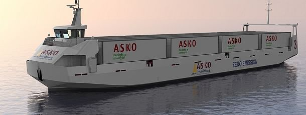 Cochin Shipyard to build autonomous electric ferries for ASKO Maritime, Norway