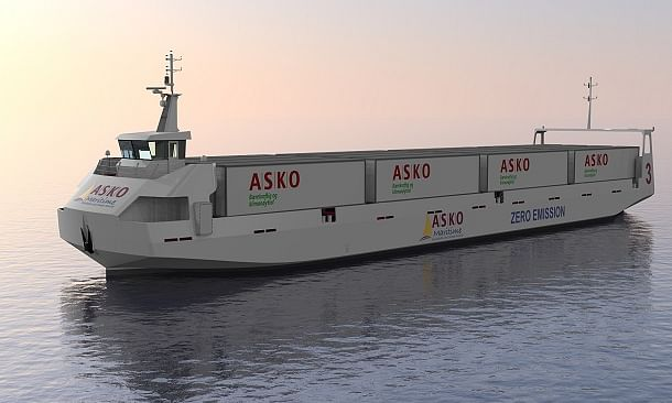 Cochin Shipyard to build autonomous electric ferries for ASKO Maritime, Norway