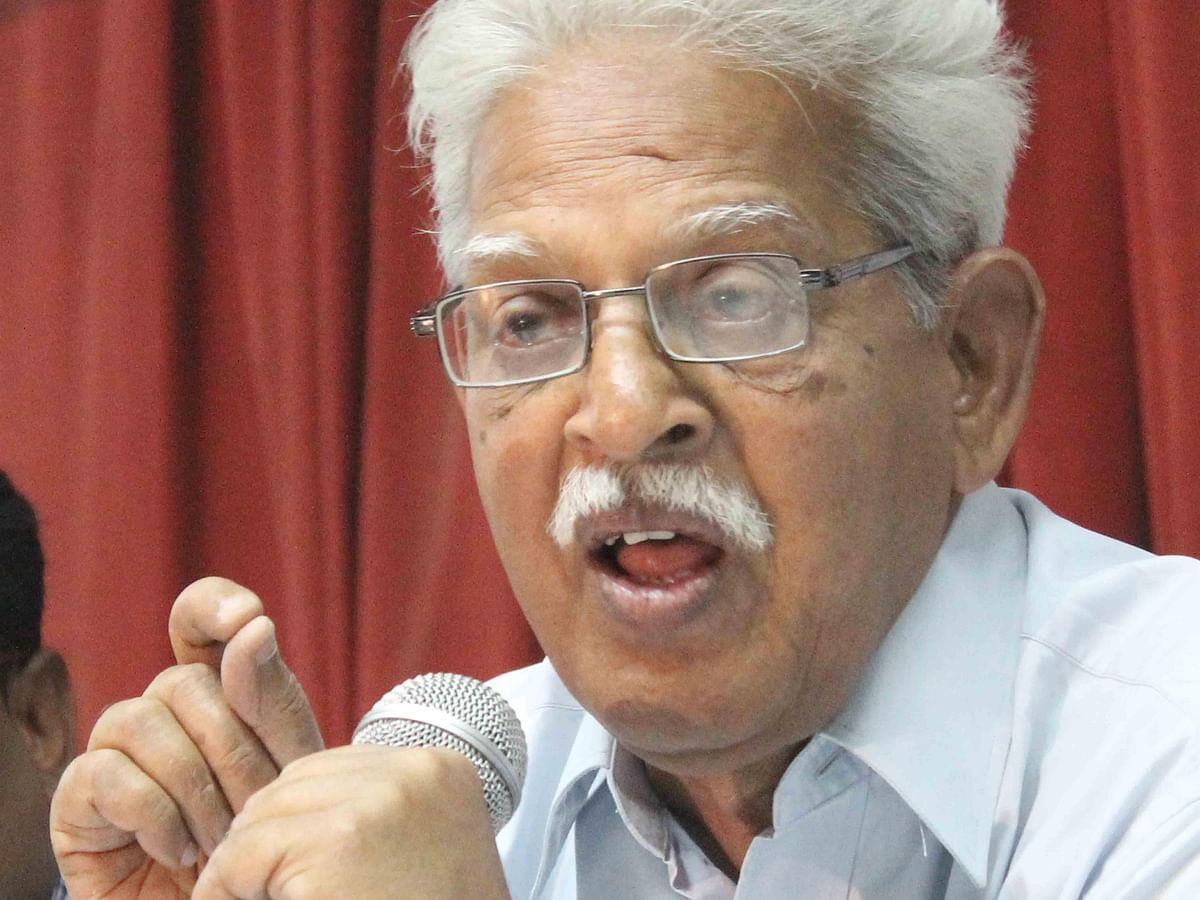 Varavara Rao's family appeals to government to save his life