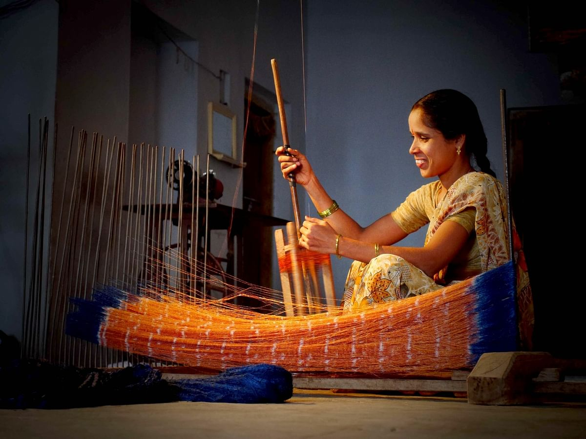 Second edition of online handloom exhibition to be held from August 1-15