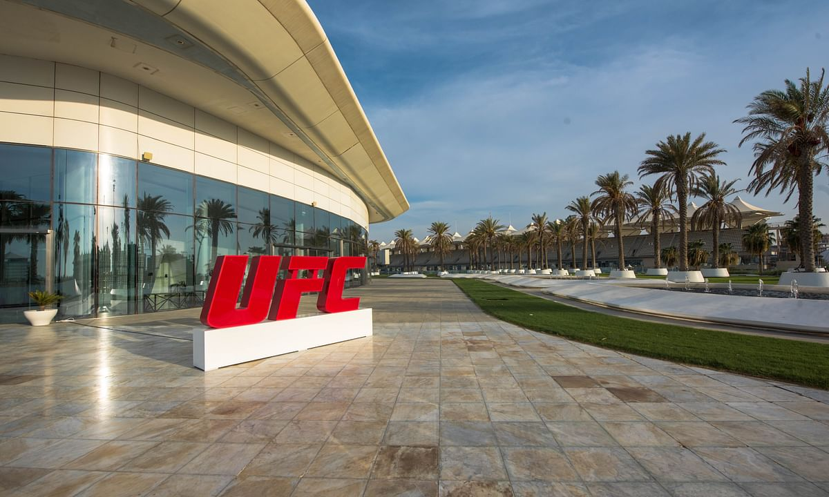 Abu Dhabi's Yas Island 'Safe Zone' now in place for UFC Fight Island