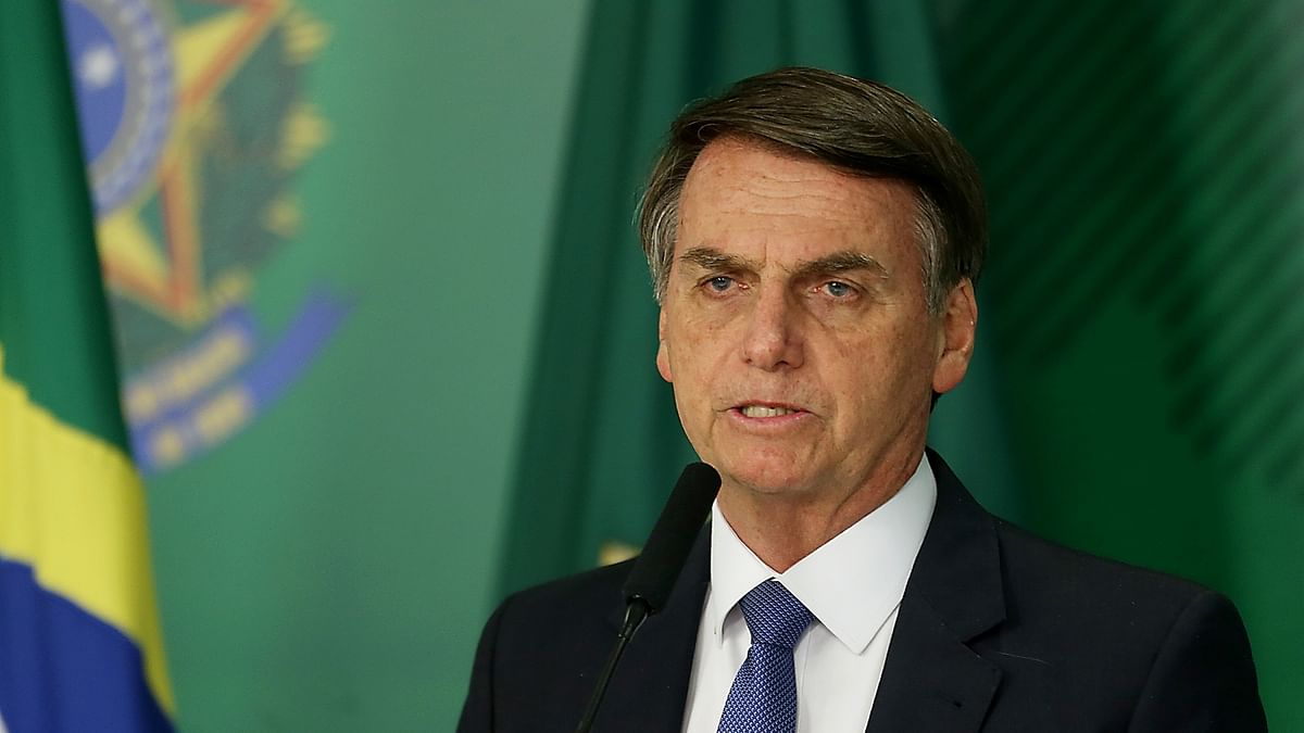 Covid-sceptic Brazilian President tests positive for disease