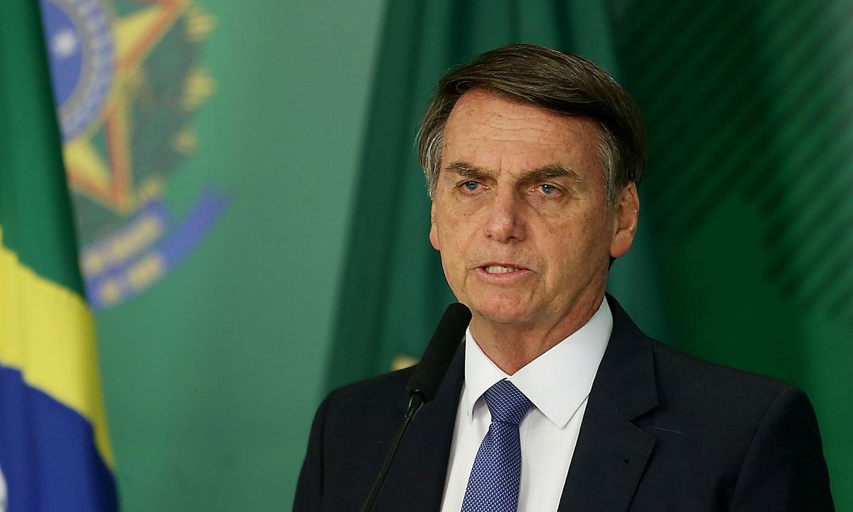 Covid-sceptic Brazilian President tests positive for disease