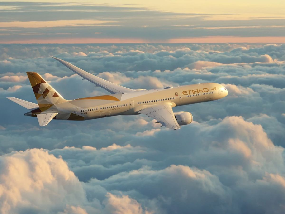 Etihad Airways to operate special flights to and from Abu Dhabi to six Indian cities