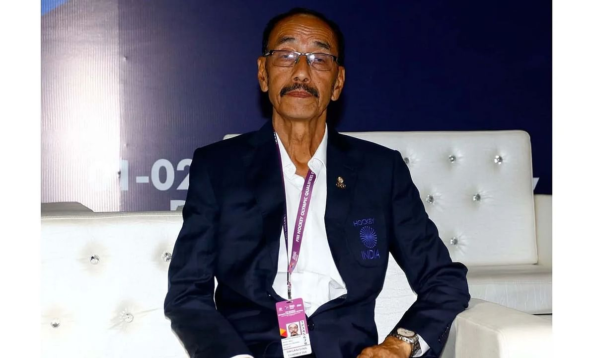 Hockey India names Gyanendro Ningombam as officiating president after Mushtaque Ahmad quits