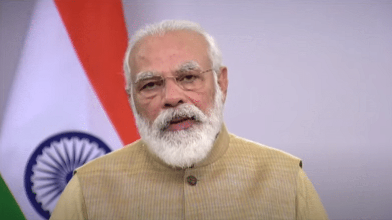Modi lauds farmers for resilience during COVID pandemic and forming the basis of 'Atmanirbhar Bharat'